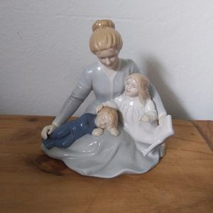 A mother's touch avon figurine